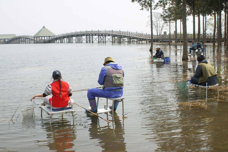 National Crucian Fishing Tournament at Tsugaru Fujimi Lake