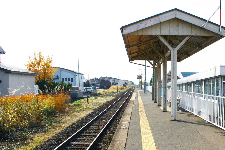 Landscape from Mutsu Tsuruta Station
