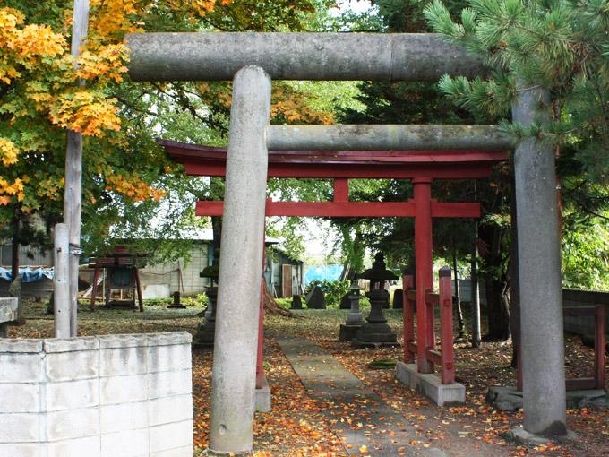 Shinmei Shrine (Daisho)