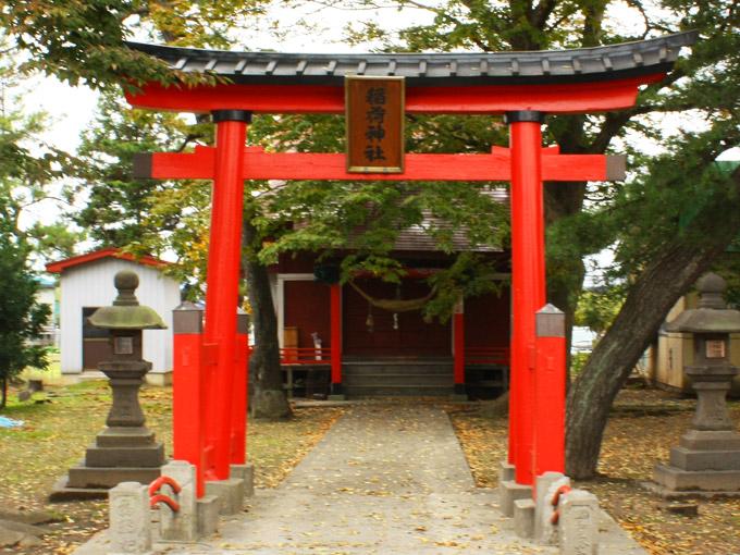Inari Shrine (Kameda)