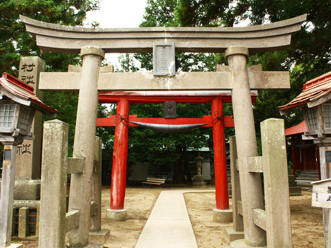Kuraokami Shrine (Kitada)