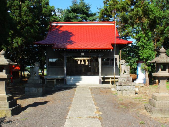 Inari Shrine (Kizutsu)