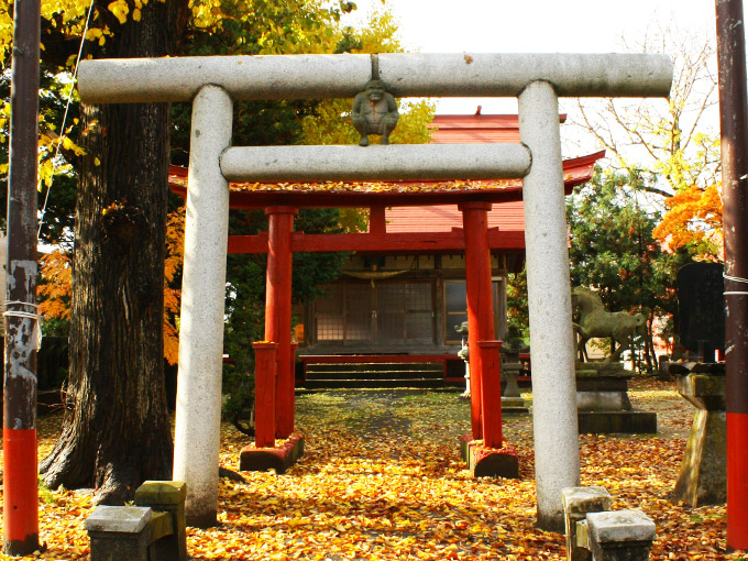 Kuraokami Shrine (Oki)