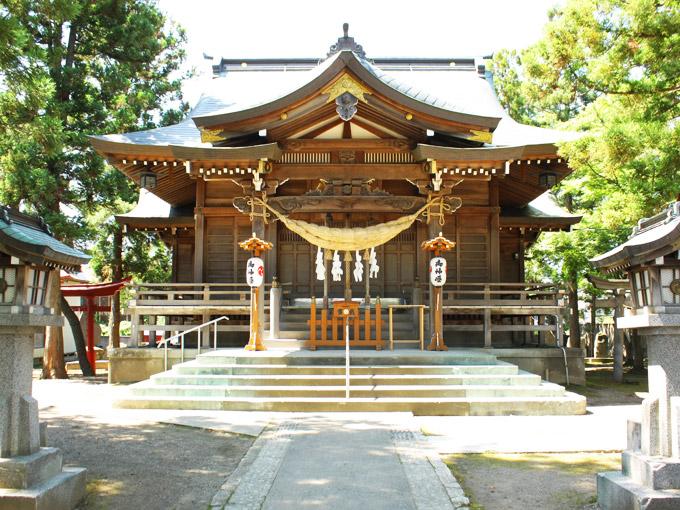 Hachimangu (Tsuruta)
