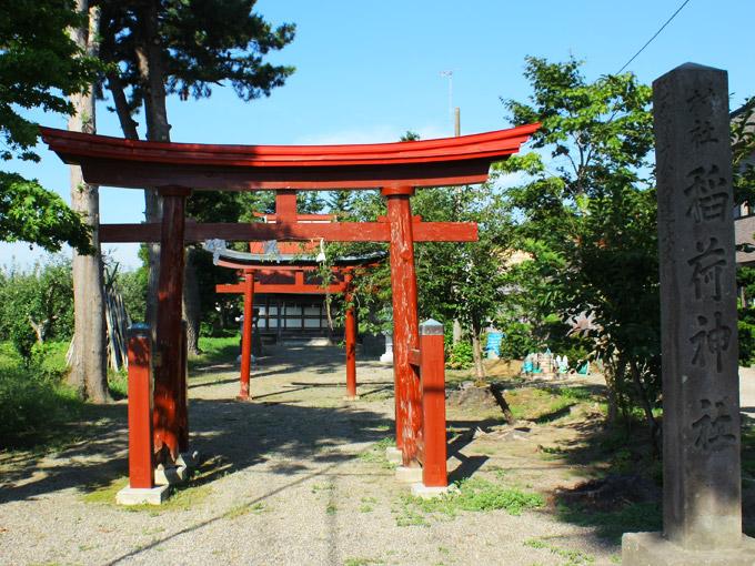 Inari Shrine (Kowamaki)