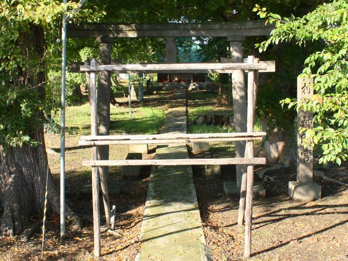 Shinmei Shrine (Shobukawa)