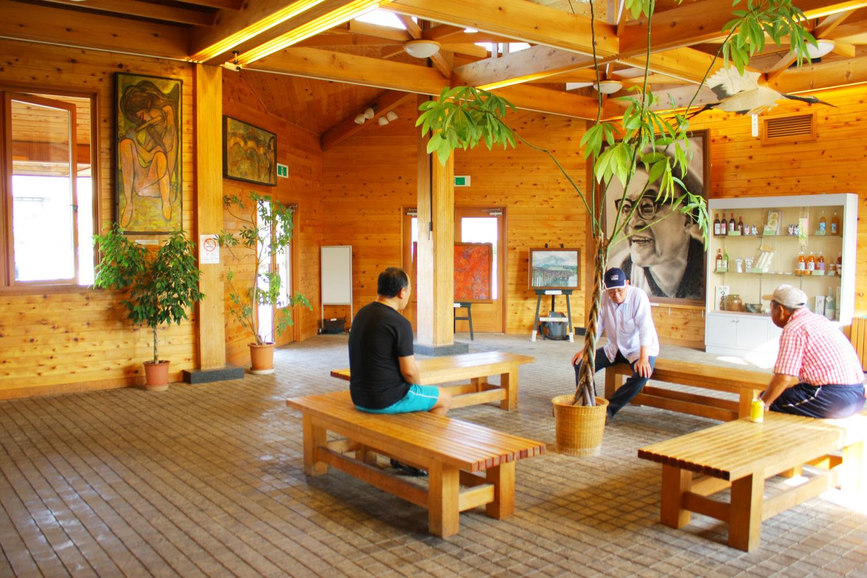 Mutsu Tsuruta Station Community Plaza