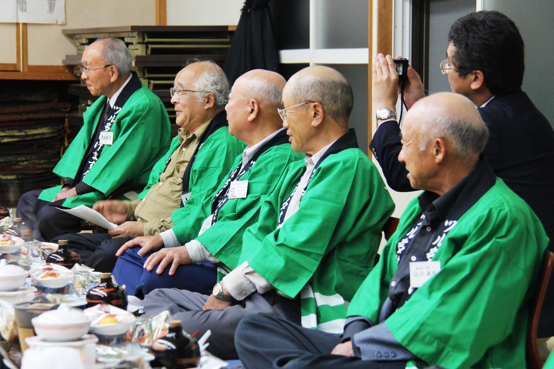 Members of Tsuruta Hagemasu kai