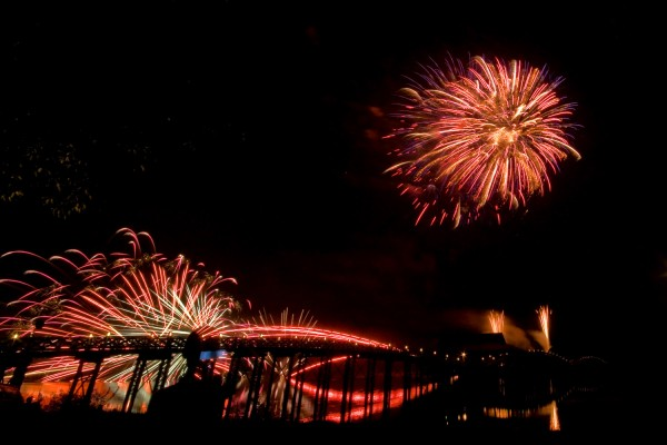Tsuruta Festival:Celebration of Water and Fire