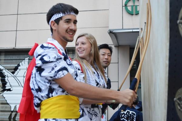 Tsuruta Festival:Celebration of Water and Fire 02